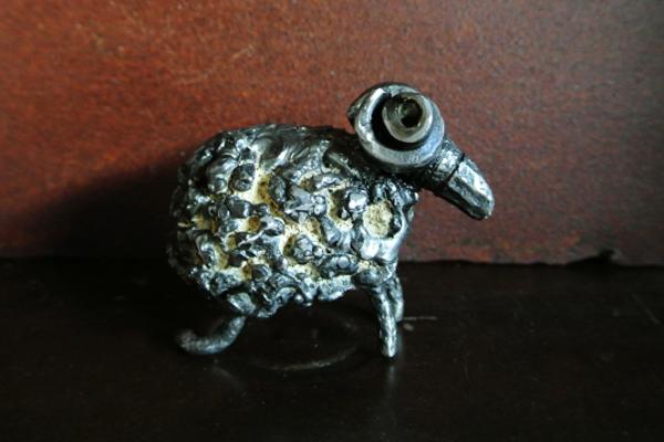 羊 辻陽水 年賀状