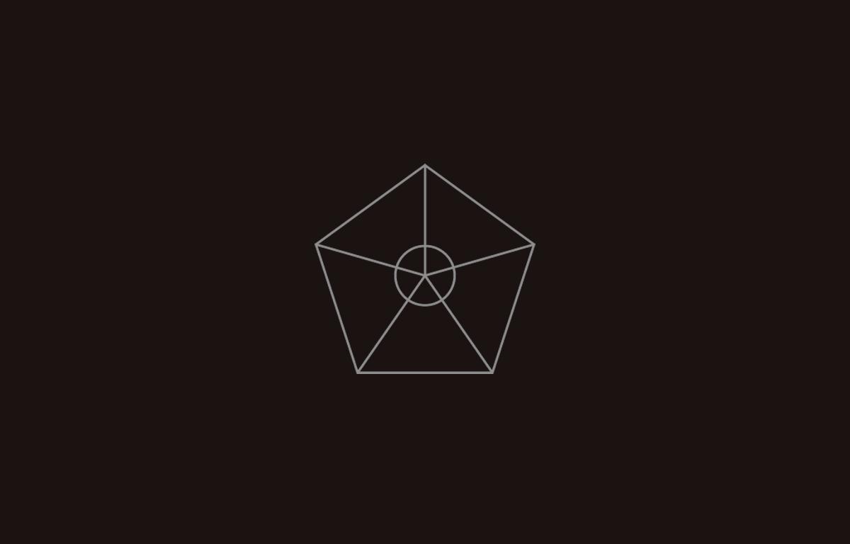 YOSUI - Pentagon light